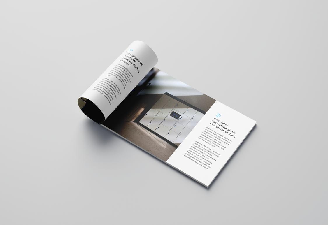 Olssen-Brochure